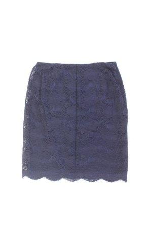 forever 21 Spitzenrock Größe M blau aus Baumwolle