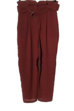 Forever 21 Jersey Pants red business style