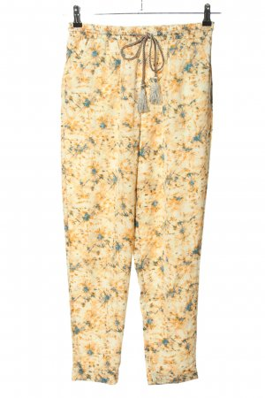 Forever 21 Stoffhose Allover-Druck Casual-Look