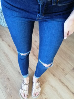 forever 21 stretch jeans high waist 26