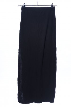 Forever 21 Falda stretch negro look casual