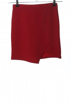 Forever 21 Jupe stretch rouge style d'affaires