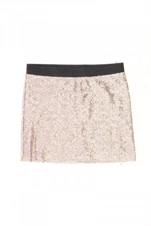 Forever 21 Stretch rok goud