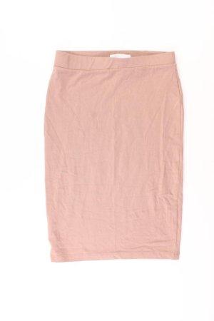 Forever 21 Stretch Skirt dusky pink-pink-light pink-pink