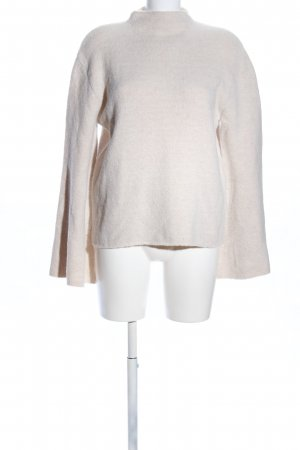 Forever 21 Strickpullover creme Casual-Look