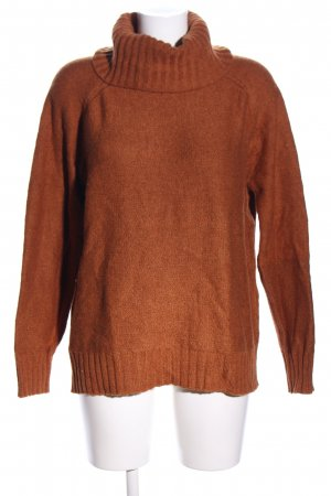 Forever 21 Strickpullover hellorange Casual-Look