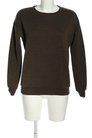 Forever 21 Sweatshirt hellgrau Casual-Look