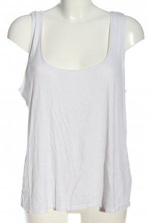 Forever 21 Tanktop wit casual uitstraling