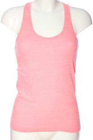 Forever 21 Tanktop pink meliert Casual-Look
