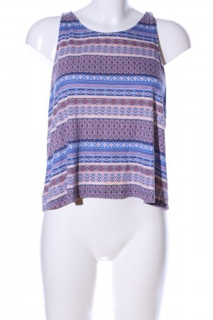 Forever 21 Tank Top graphic pattern casual look