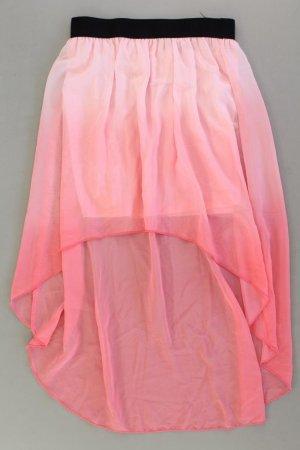 Forever 21 Tulle Skirt dusky pink-pink-light pink-pink polyester