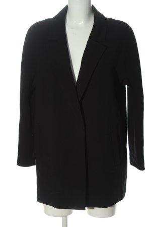 Forever 21 Manteau mi-saison noir style décontracté