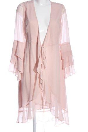 Forever 21 Flounce Dress pink elegant