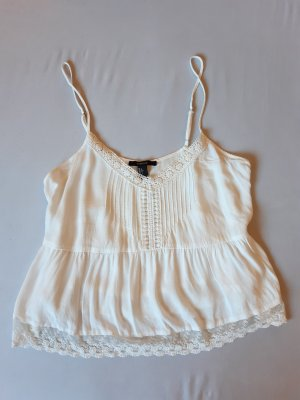 Forever 21 weißes Top
