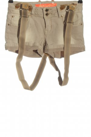 Forever Hot pants marrone stile casual