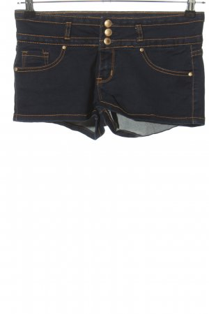 forever Jeansshorts schwarz Casual-Look