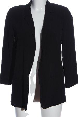 forever Korte blazer zwart casual uitstraling