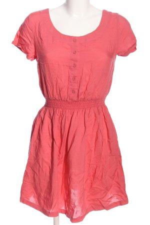 forever Kurzarmkleid pink Casual-Look