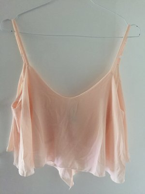 forever me Cropped Top apricot-nude