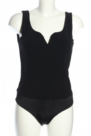 Forever New Blusen-Body schwarz Casual-Look