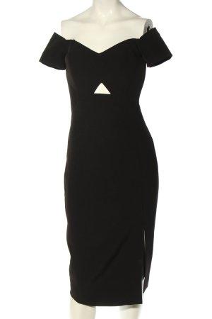 Forever New Corsagenkleid schwarz Elegant