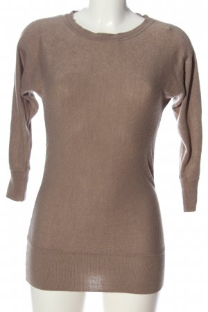 forever Knitted Jumper bronze-colored casual look