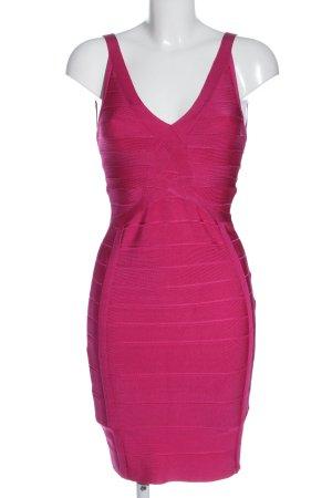 Forever Unique Mini Dress pink elegant