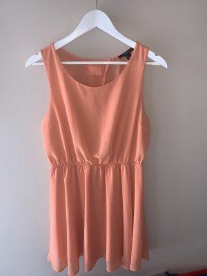 Forever21 Kleid coral orange