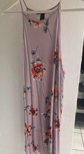 Forever 21 Sukienka z krótkim rękawem Wielokolorowy