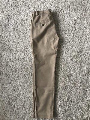Zara Basic Pantalone chino color cammello