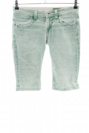 Fornarina 3/4 Jeans hellgrau Casual-Look