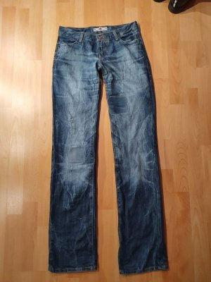 Fornarina Low Rise Jeans multicolored