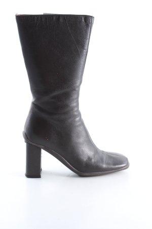 Fornarina Absatz Stiefel schwarz Casual-Look