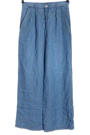 Fornarina Baggy Pants blue casual look