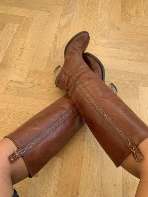 Fornarina Boots braun