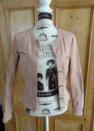 Fornarina - figurbetone (Jeans-) Jacke - Gr. M