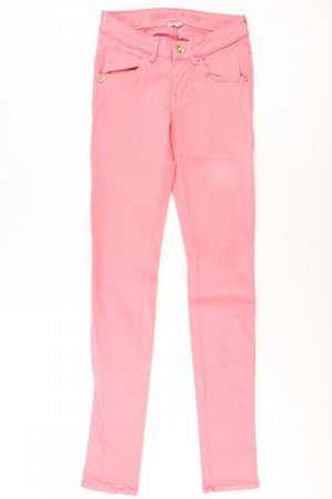 Fornarina Five-Pocket Trousers light pink-pink-pink-neon pink