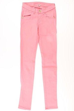 Fornarina Pantalon cinq poches rose clair-rose-rose-rose fluo