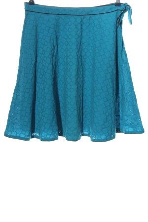 Fornarina Glockenrock blau Casual-Look