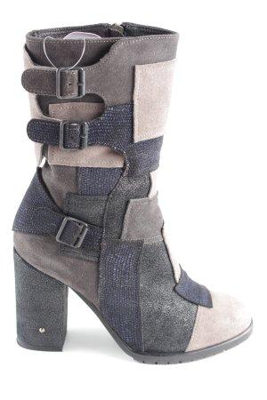 Fornarina High Heel Stiefel mehrfarbig Casual-Look