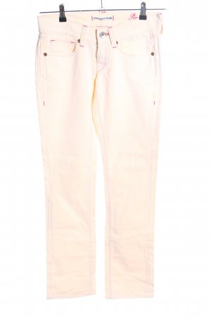 Fornarina High Waist Jeans pink Casual-Look