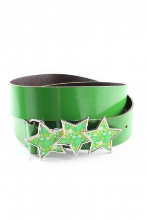 Fornarina Hip Belt green extravagant style