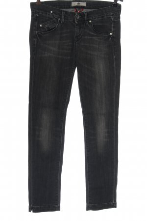 Fornarina Low Rise Jeans black casual look