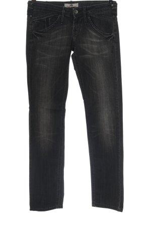 Fornarina Low Rise Jeans black-light grey elegant