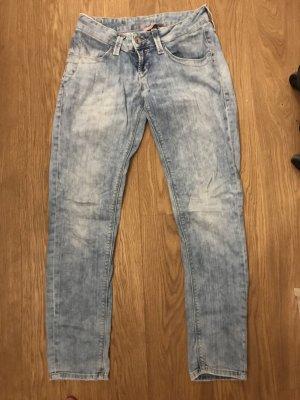 Fornarina Straight Leg Jeans multicolored cotton