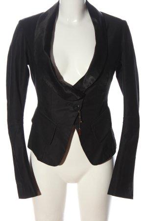 Fornarina Blazer corto negro estilo «business»