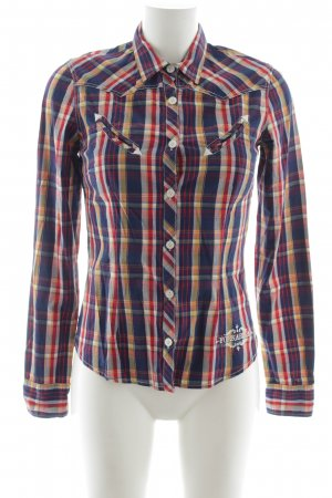Fornarina Shirt met lange mouwen volledige print casual uitstraling