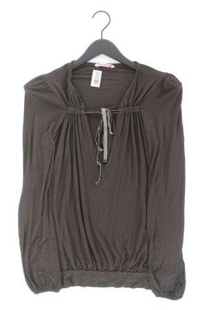 Fornarina Longsleeve-Shirt Größe S Langarm braun