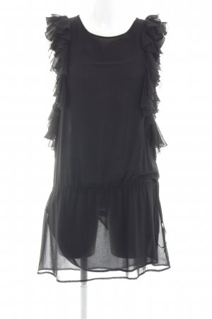 Fornarina Minikleid schwarz Elegant