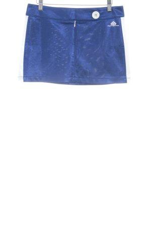 Fornarina Minirock blau Casual-Look